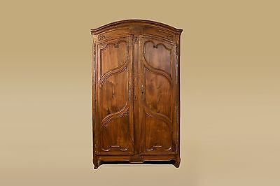 "French Carved Provencial Armoire LOUIS XIV period.""L'ARMOIRE DE MONLUCON"""