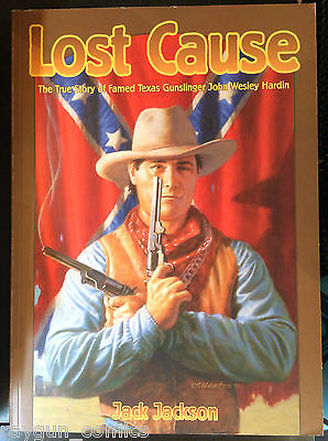 Lost Cause by Jack Jackson Softcover Graphic Novel Kitchen Sink Press