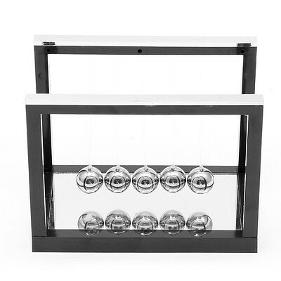 Newtons Cradle - Balance Steel Desk Balls Kinetic Pendulum Office Desk Gift Toy