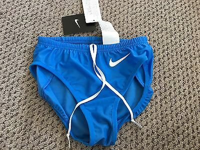 Nike Women's Running Briefs Shorts size M in Blue 655323