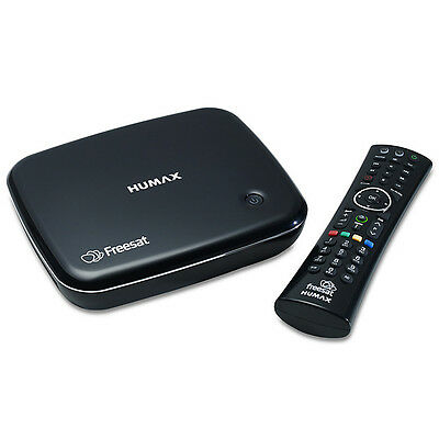 Humax HB-1100S Smart Freesat HD Digital TV Receiver + Built-in Wi-Fi *NEW MODEL*