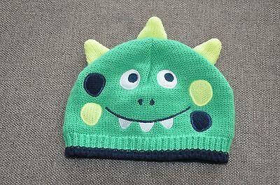t,  Lovely Dino Hat for 3-6 months old baby boy