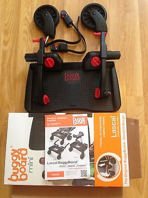 lascal mini buggy board like brand new