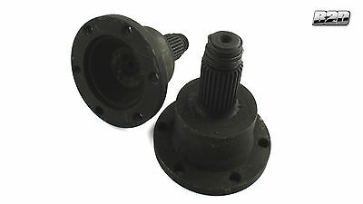 BMW E30 to E34 reinforced driveshaft axle Adapters DRIFT MOTORSPORT
