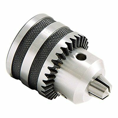 Hhip 3/16-3/4 Inch Jt3 Drill Chuck With Key (3700-0108)