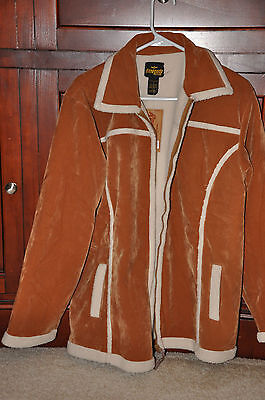 Renegade Club Brown Coat Adult Large (New with Tags)