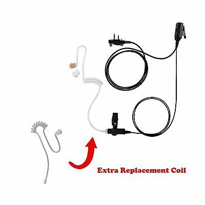 Extra Coil with 1-Wire Clear Coil Surveillance for ICOM IC-E92D IC-E91 IC-E90