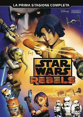 Dave Filoni - Star Wars Rebels - 1 Serie