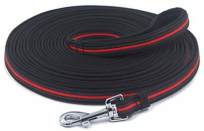 15 Ft to 50 Dog Tracking Training Lead Leash Long with Padded Handle For Dog