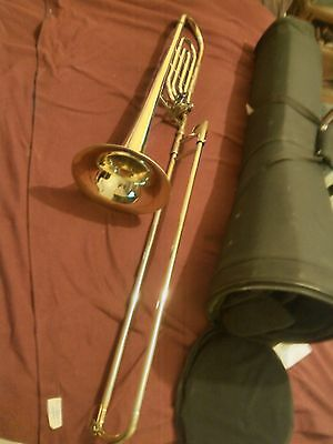 Olds Brass Ambassador tenor w/ F ATTACHMENT