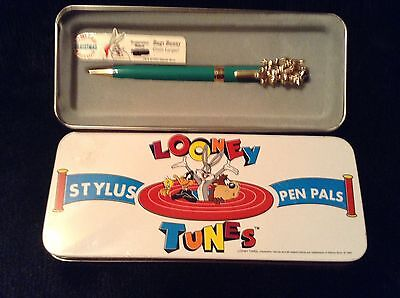 1994 Looney Tunes Stylus Pen Pal Bugs Bunny Works! Collectible Gift Warner Bros