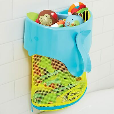Skip Hop Moby Scoop & Splash Baby / Toddler Bath Toy Organiser