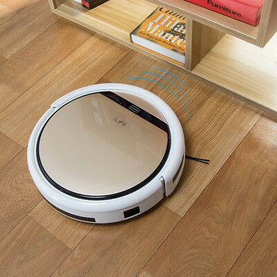 ILIFE A4S Smart Aspirateur Robotique Automatic Nettoyage Auto Vacuum Cleaner FR