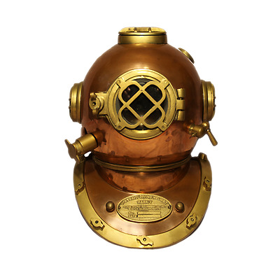 Reproduction Mark V Diving helmet