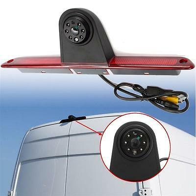 Reversing Rear View Camera Kit for Mercedes Sprinter VW Crafter SONY CCD