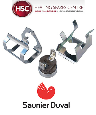 Saunier Duval Thermaclassic Fsb 18E & 30E Overheat Thermostat Kit S1008000 - New