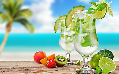 Coconut Lime Punch x 100 ml fragrance oil for candles melts soap burners