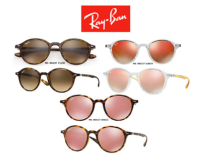 b005af6924d Ray-Ban Sunglasses RB4237 Round Liteforce Series (Multiple Colors  Available) New