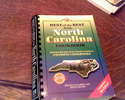 Best of the Best from North Carolina Cookbook (2010)
