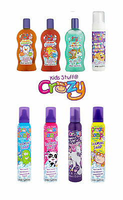 Kids Stuff Crazy Soap - Various Types and Colours