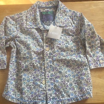 Baby Girl Next Blouse 6-9 Months