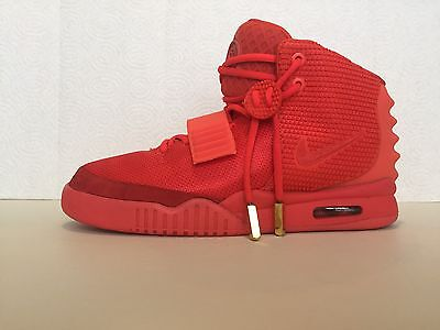 Nike Air Yeezy 2 SP Red October Size 8