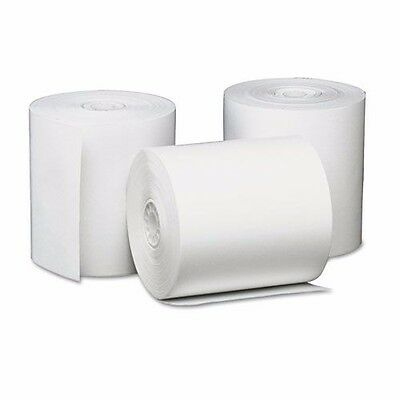Universal Single-Ply Thermal Paper Rolls - UNV35763