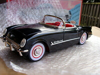 Serie Fifties Japan - Corvette Convertible Type 1953 Blechmodell - TOP in OVP