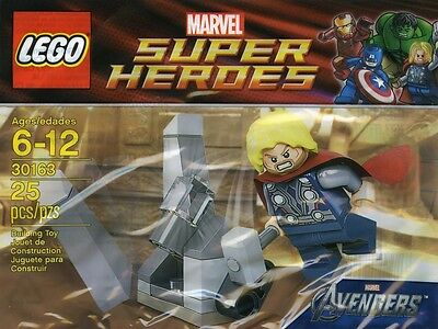 LEGO Marvel Super Heroes 30163 - Thor and the Cosmic Cube MISB