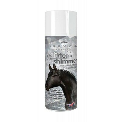 Groom Away Glitter Shimmer Spray
