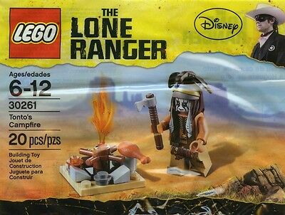 LEGO The Lone Ranger 30261 - Tonto's Campfire MISB