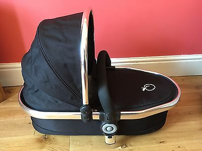 Icandy Peach Blossom Black Magic Lower Carrycot