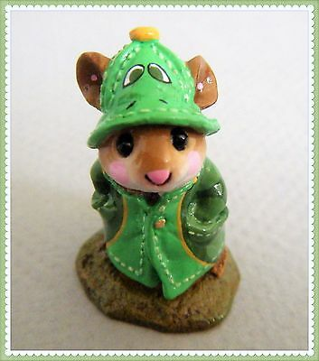Wee Forest Folk April Showers (turtle) M-180 - *Special from Folktoberfest*