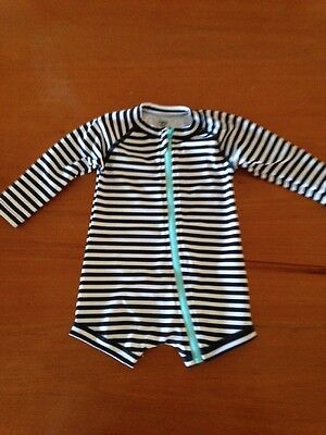 Bonds Baby Swimming Togs Size 00 3-6 Months