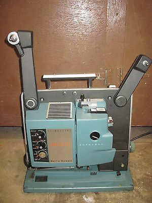 BELL & HOWELL SPECIALIST 16mm PROJECTOR WITH SOUND FOR PARTS OR REPAIR