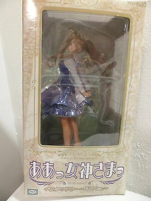 Ah!My Goddess Belldandy Plain Dress Figure-Kotobukiya-NIB-1/8 Scale PVC