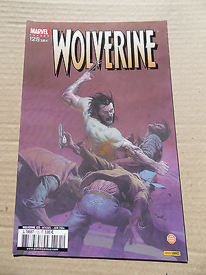 Wolverine 125 . Marvel France 2004 - TBE