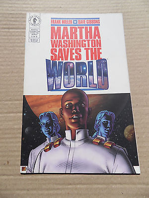 Martha Washington Saves the World 2 of 3 . Dark Horse 1998 - FN / VF
