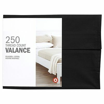 NEW Target 250 Thread Count Valance