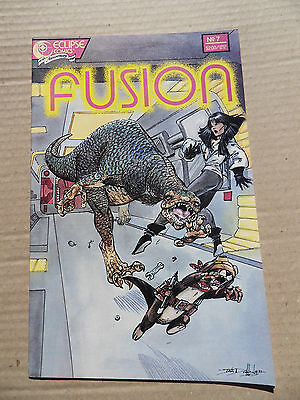 Fusion 7 . Eclipse 1988 - VF
