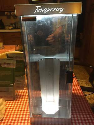 RARE  Tanqueray   Gin 10 ten Bottle Cooler RARE RARE RARE