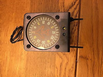 Pity, that swinging vertical card compass are mistaken