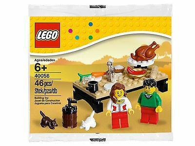 LEGO Seasonal Set 40056 - Thanksgiving Feast MISB
