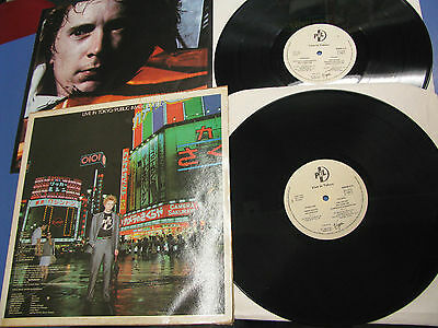 Lp Doppio Con Poster-Live In Tokyo Public Image Limited Virgin 1983 Made France