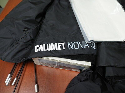 Calumet Nova 32 SB - with speedings and adapter plates (2)