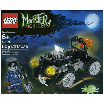 LEGO Monster Fighters 40076 - Zombie Car