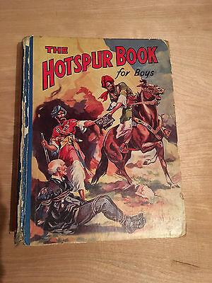 The Hotspur Book for Boys 1939, DC Thomson