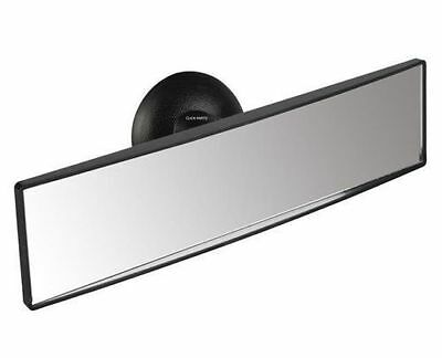 Rear View Suction Cup Driving Instructor Mirror Wide Angle Universal Fit 330093