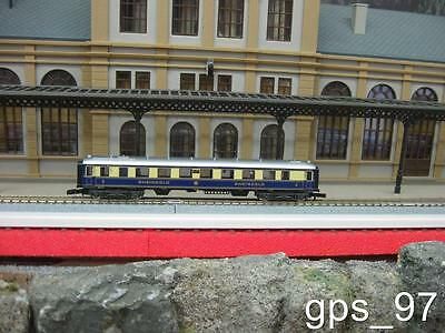 Z - Marklin 8133  Rheingold Passenger Car 2nd Class - New in Train Safe Case *2