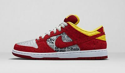 best service 3d848 ee25c NIKE SB DUNK LOW PREMIUM QUARTERSNACKS Size 9.5 - $228.88 ...